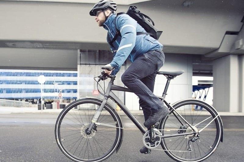 Different Hybrid Bikes