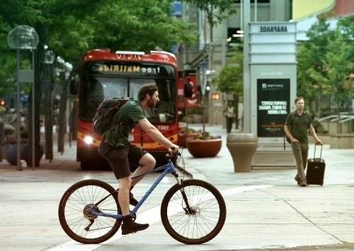 Different Street Bikes